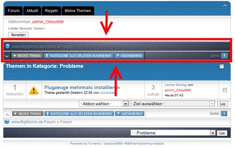 how to uninstall kunena remove the forum breadcrumbs and top forum controls