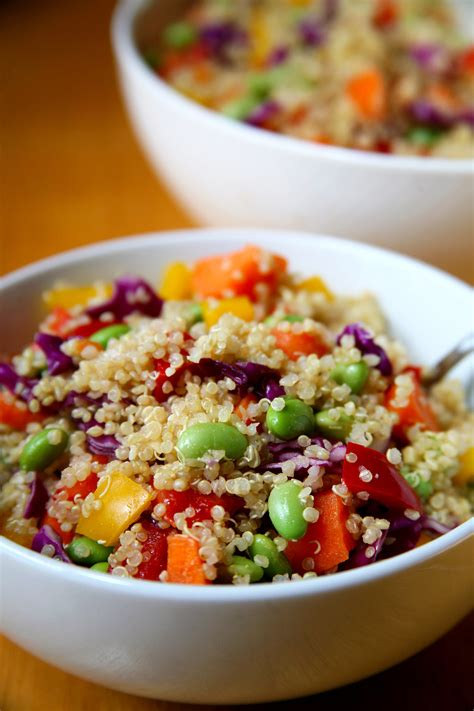 quinoa salad recipes healthy quinoa vegan salad popsugar fitness australia