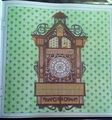 The Time Garden 17 best images about the time garden coloring book
