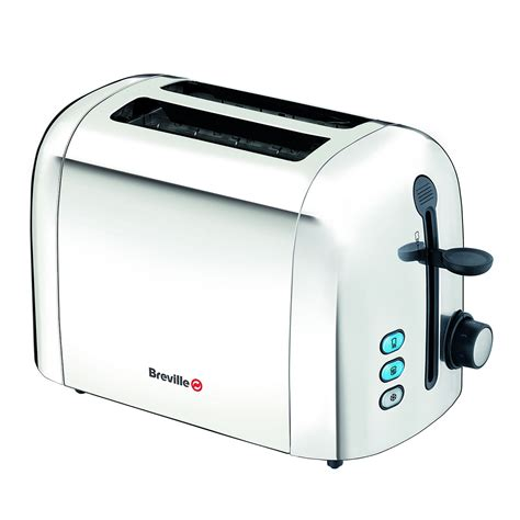Breville Toaster Oven Uk breville stainless steel 2 slice toaster vtt251