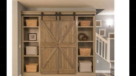 barn door closet doors closet barn doors