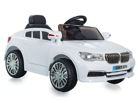 bmw x5 electric car bmw x5 style electric car white 12v motorised sit