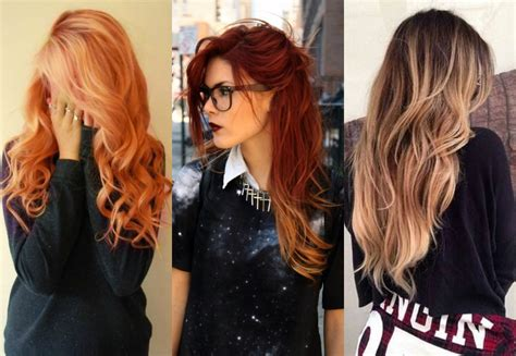 hairstyles color trends 7 hottest hair color trends 2017 summer hairdromecom of