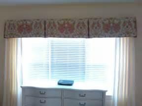 Box Window Treatments Soft Box Pleat Valance Window Treatments