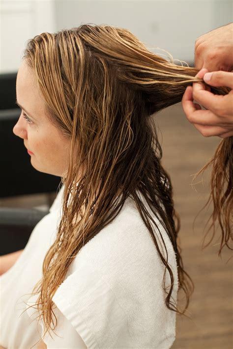 Air Dried Hair Is Beachy by Waves Hair Tutorial The Stripe Bloglovin
