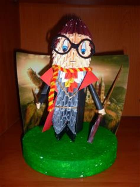 Harry Potter Origami - 1000 images about origami on 3d pavo real
