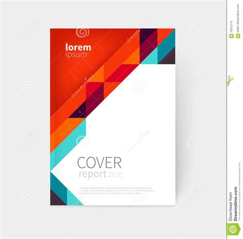 poster design report brochure leaflet flyer poster template cover design