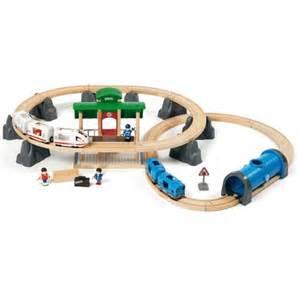 brio wooden train brio metro city train set wooden rail way wooden