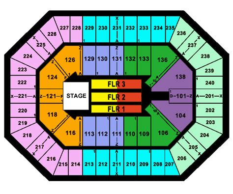 target center floor plan target center floor seating chart quotes
