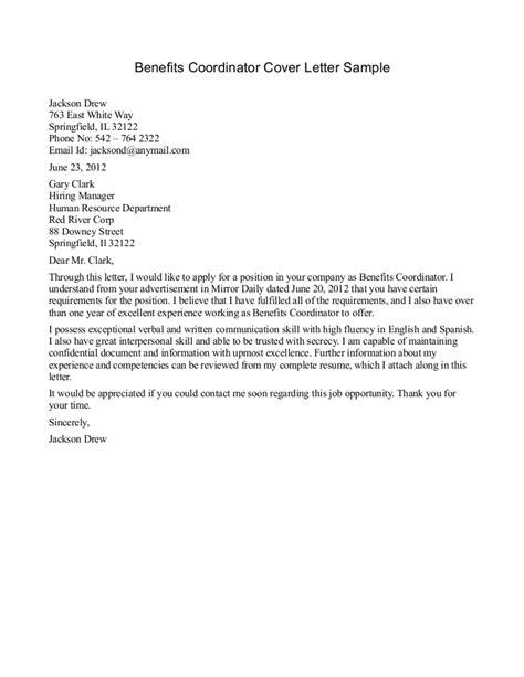 cover letter exles non profit cover letter non profit exle resume format