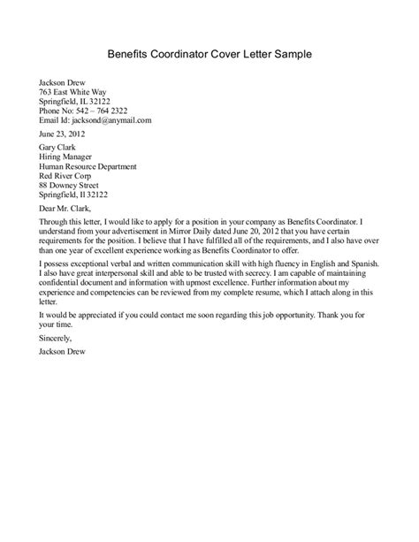 non profit organization cover letter cover letter non profit exle resume format
