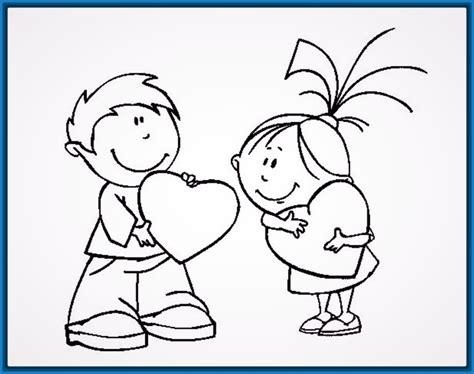 Imagenes De Amor Para Dibujar De Personas | dibujos para dibujar faciles y lindos archivos dibujos