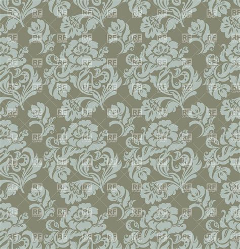 pattern background seamless victorian floral wallpaper backgrounds textures abstract