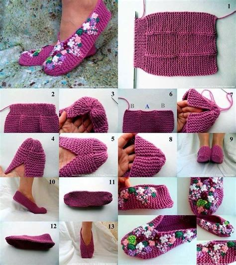 Handmade Arts And Crafts For Sale - diy slippers craft pictures photos and images for