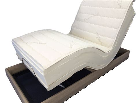 organic bed electric hospital adjustable bariatric beds