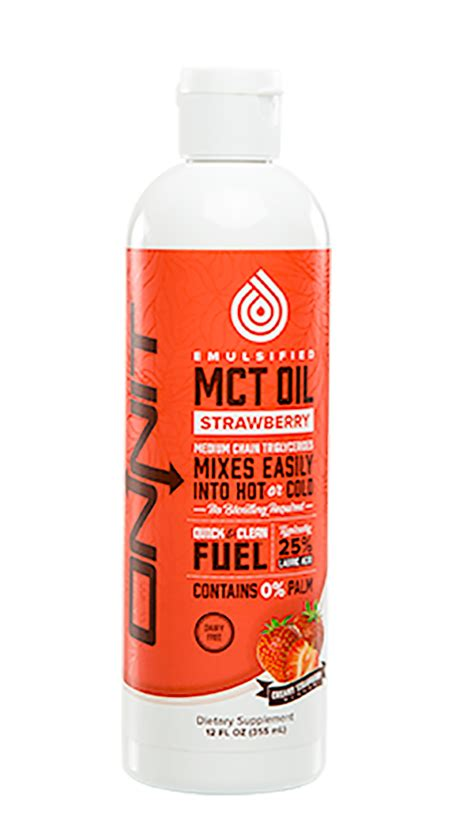 mct oil before bed 17 emulsified mct oil recipes onnit academy