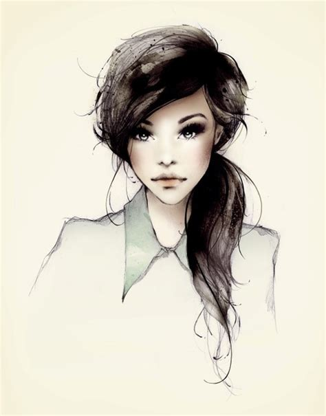 pretty girl face drawing pretty girl face drawing newhairstylesformen2014 com