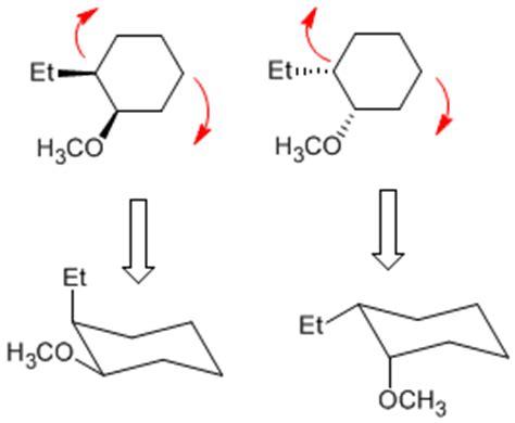 silla quimica organica dibujar conformaci 243 n m 225 s estable ciclohexanos foro
