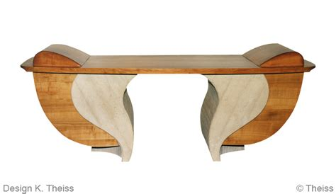 Theiss Furniture by Furniture In Wood And Concrete