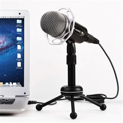 Condenser Microphone Mikrofon Kondenser Studio W Stand Sf666 buy wholesale pc mikrofon from china pc mikrofon wholesalers aliexpress