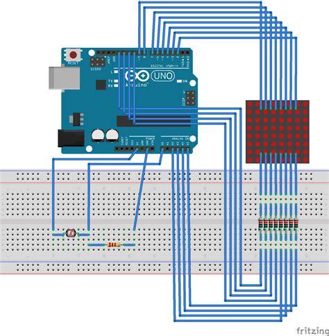 photoresistor servo arduino arduino uno photoresistor and led 28 images 1602 lcd servo dot matrix breadboard led