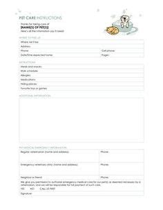 animal shelter cage card template this cage card has space to record vital information about