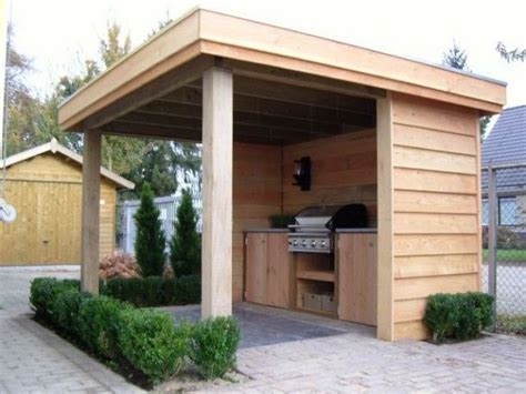 Modern Outdoor Storage Shed