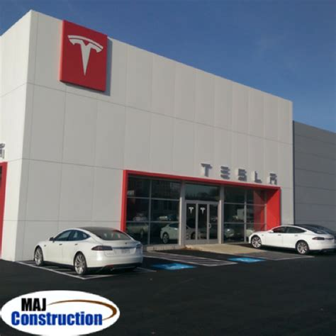 tesla dealership tesla dealership by in va proview