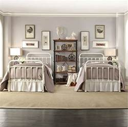 Queen Bed Headboard Footboard Inspire Q Giselle Antique White Graceful Lines Victorian