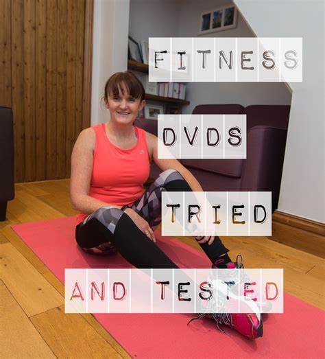 Mofeat Boot Tracking work out in your living room fitness dvds tried and tested