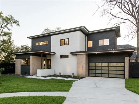 modern home design houston eight fab modern houses open doors with architects leading