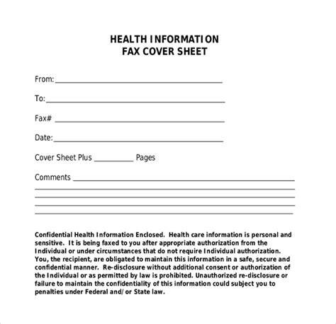 fax cover template 9 free word pdf documents dwonload