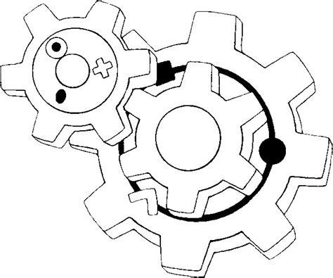 klink pokemon coloring pages desenhos para colorir pokemon klang desenhos pokemon