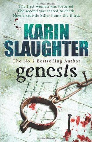 my book of genesis books genesis will trent 3 karin slaughter best authors