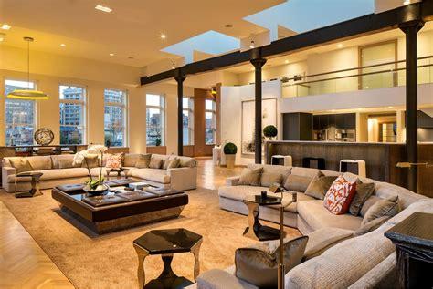 Exclusive Lower Manhattan Penthouse Loft In Soho