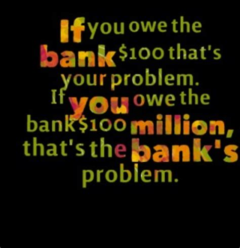 funny banker quotes quotesgram