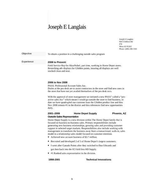 simple field engineer resume template