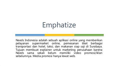 design thinking adalah needs indonesia explainer video design thinking
