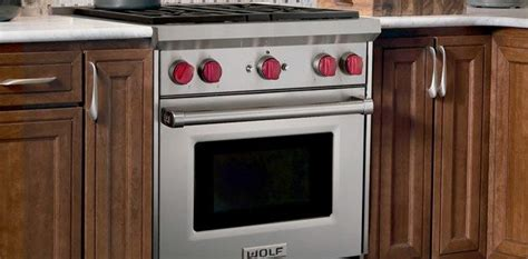 wolf 30 quot gas range 30 inch gas wolf range my dream kitchen pinterest