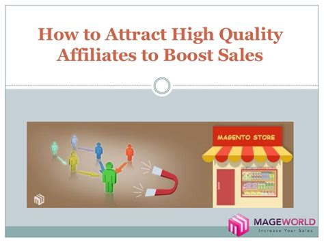 top factors before choosing affiliates