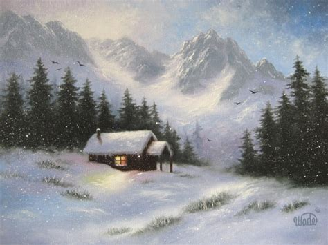 Snowy Mountains Cottages snowy mountain cabin magic