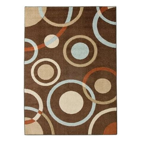 area rug with circles the happy married it pulls the whole room together