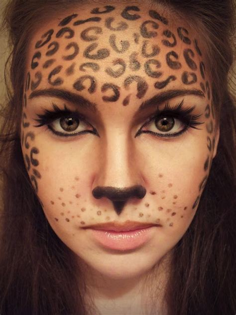 scary cat painting ideas 25 best ideas about cheetah paint on