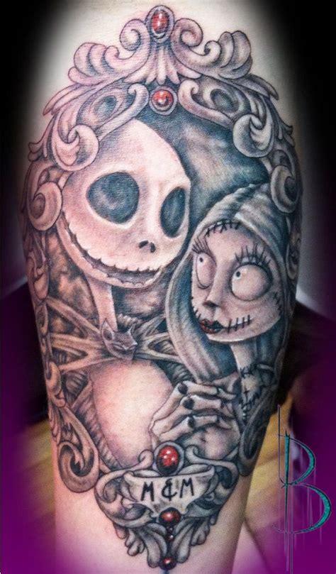 tim burton tattoo sleeve top 10 tim burton inspired tattoos t atted up
