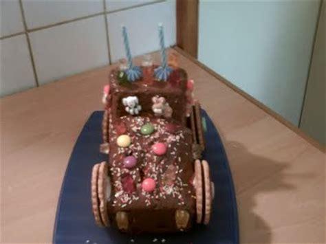 auto aus kuchen yvonne s haus auto kuchen marvin 2 geburtstag