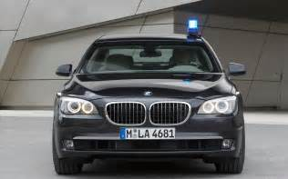 2010 Bmw 7 Series 2010 Bmw 7 Series High Security Wallpaper Hd Car Wallpapers