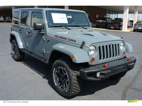 anvil jeep color 2013 anvil jeep wrangler unlimited rubicon 10th