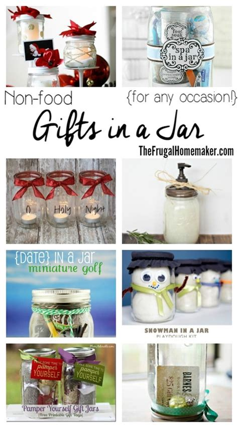 non food gifts non food gifts in a jar day 7 of 31 days to take the