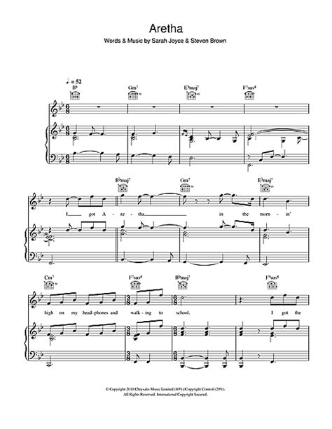 ed sheeran perfect joyce leong aretha sheet music by rumer piano vocal guitar right