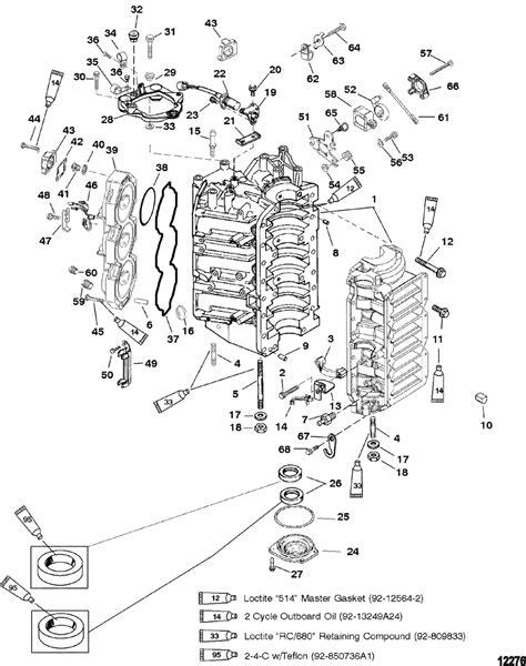 mercury optimax parts diagram mercury 225 optimax engine parts diagram mercury auto